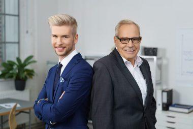 vader-zoon-kantoor_succesvolle-opvolging